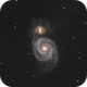 M51,                                David Cheng
