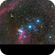 M42 and cie wide field,                                paddy36