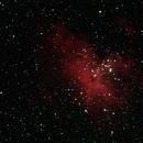 Eagle Nebula,                                Fabio Semeraro