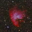 NGC281 - Pacman nebula,                                Markus A. R. Langlotz