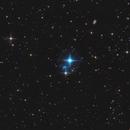 NGC 6543 - Cats Eye Nebula - with DSLR :),                                Jonas Illner