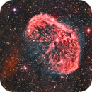 A Mind Full of Stars ( NGC 6888, PN G75.5+1.7 ),                                Reza Hakimi
