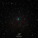 Comet 46P Wirtanen,                                Gabriel Zaparolli