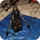 """Imaging with EdgeHD 8"""" on a cold winter night,                                Trevor"""