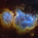 IC1848, the Soul Nebula,                                Jari Saukkonen