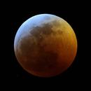 Lunar Eclipse of January 20, 2019,                                Michael Jaramillo