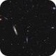 NGC 4216 in Virgo,                                Nurinniska