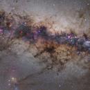 The Milky Way,                                Ruben Barbosa