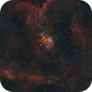 IC 1805 - Heart Nebula v2,                                Mariusz Golebiewski