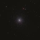 Messier 53 (Happy little stars),                                VulpescuChristian