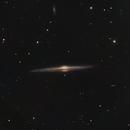 NGC 4565 - Needle galaxy,                                Richard Kelley
