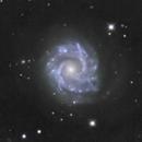 NGC 3631,                                jelisa