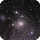 Antares and Rho Ophiuchi Cloud Complex,                                GlaucoH