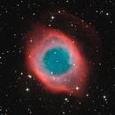 "NGC 7293 - The Helix Nebula,                                Sebastian ""BastiH..."