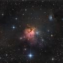 NGC1579  T250 f/4  /  ATIK ONE  /  AZEQ6,                                Pulsar59