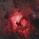 NGC7000 Region - First Light Test Baader 3.5nm f/2 Filter,                                Scott Tucker