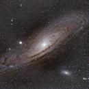 Andromeda Galaxy,                                adriancolibaba