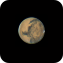 Mars one week after Opposition,                                Peter Pat