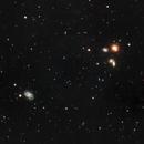 Hickson 68 Galaxy Group,                                Albert  Christensen