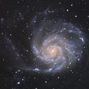 M101,                                AstronoSeb