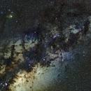Milky way South Segment,                                Kamil