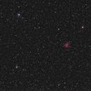 Cassiopeia region,                                OrionRider