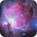 The Orion Nebula,                                Teagan Grable
