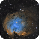 NGC 2174 Monkey head nebula,                                Juan Lozano
