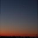Venus and Jupiter at dawn, 20190120,                                Geert Vandenbulcke