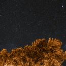 Two Magellanic  Clouds Rising,                                Ray Caro