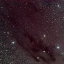 Taurus Dark Nebula Area,                                hbastro
