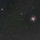 Messier 61,                                Anton