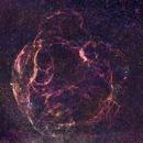 Sh2-240 Spaghetti Nebula,                                Bob Traube