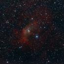 NGC7635 incl. M52,                                Mathias Radl