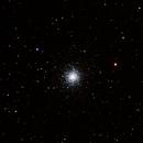 Messier 13 - Great Hercules globular cluster,                                Jean-Marie MESSINA