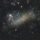 LMC Large Magellanic Cloud 20210107 7200s LRGB 01.5.3,                                Allan Alaoui