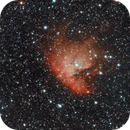 NGC 281 Pacman Nebula,                                star-watcher.ch