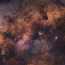 So long Sagittarius and Serpens,                                Todd