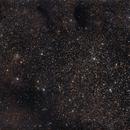 Sagittarius Star Cloud - M24,                                bushi893