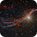 NGC 6960,                                Martin Luther