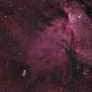 NGC 6188-The Rim nebula,                                gibran85
