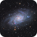 M33 - Triangulum Galaxy,                                Thomas Klemmer