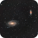 M 81 - M82,                                Alessandro Curci