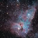 Keyhole Nebula,                                Mark Sansom