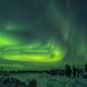 Aurora Borealis,                                Keith Lisk