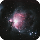 M42 Orion Nebula,                                Giorgio Santoni