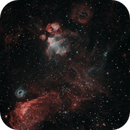 NGC2029 Dragons Head nebula in the LMC,                                Djt