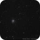 M101 Pinwheel Galaxy,                                Cristian Stancu
