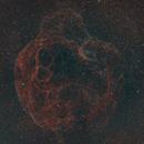 Spaghetti Nebula  Simeis 147,                                Michael Mantini