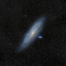 M31 - Andromeda Galaxy (widefield),                                Michel Makhlouta